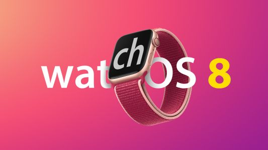 Apple Seeds First Beta of watchOS 8 to Developers