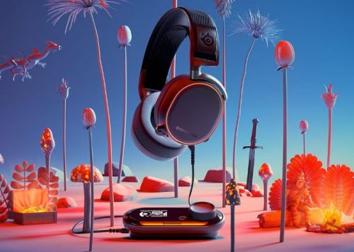 SteelSeries Arctis Pro Wireless Gaming Headset Launches For £300