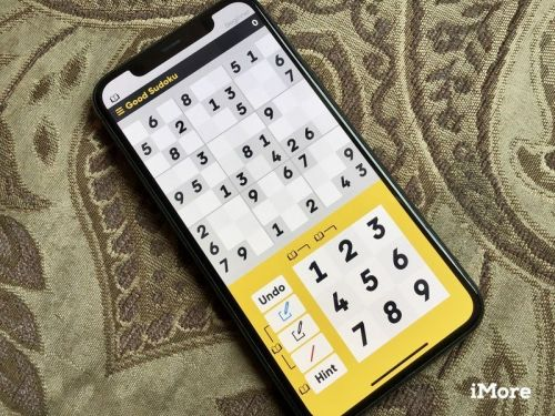 There's a lot to love in Good Sudoku, the new game from Zach Gage