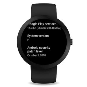 Coming update to Wear OS includes features to extend the battery life of your watch