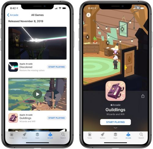 Apple Arcade Now Has 100 Games With Addition of New Titles Today, Including 'Guildlings'
