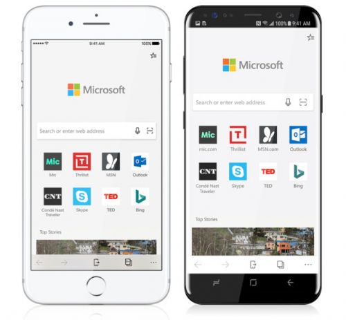 Microsoft Adds NewsGuard to Edge Browser for iOS to Warn Users of Untrustworthy Sites
