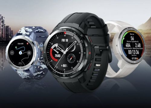 Honor Watch GS Pro smartwatch has a 25-day battery life for €250