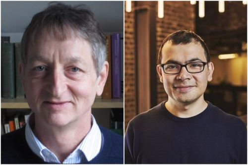 Geoffrey Hinton and Demis Hassabis: AGI is nowhere close to being a reality