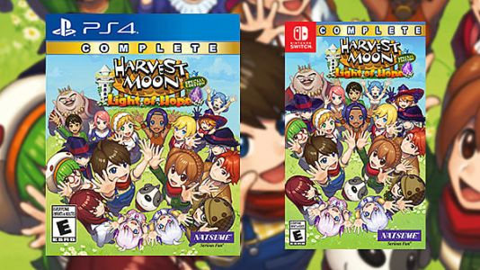 Harvest Moon: Light of Hope Special Edition Complete Out Soon