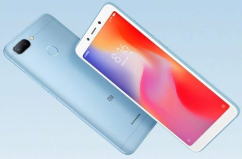 Xiaomi Unveils Redmi 6 & 6A Handsets With Android 8.1 Oreo