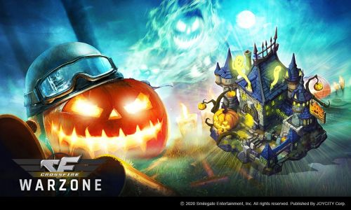 Joycity's 'Crossfire: Warzone' Gets Spooky with Two Halloween-Themed Events