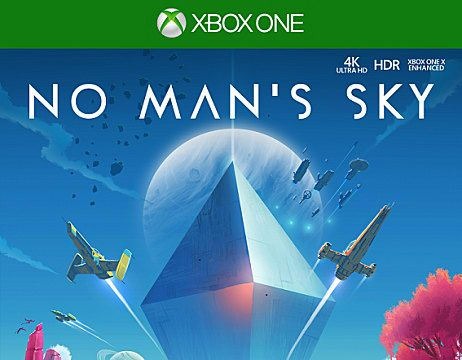 No Man's Sky to Release on Xbox One Alongside NEXT Update