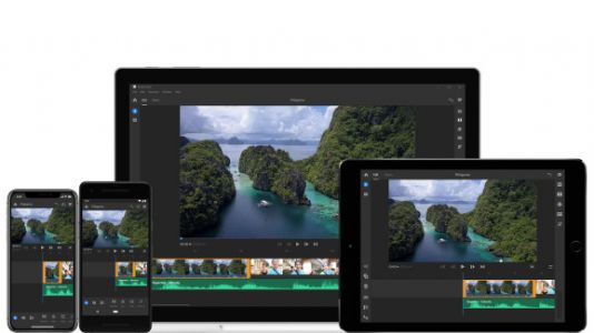 Adobe launches Premiere Rush, a cross-platform video editor