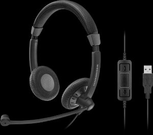 Sennheiser Intros Culture Plus Headset For UC Communications