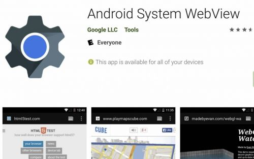 WebView Safe Mode to prevent Android apps from crashing
