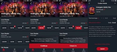 MoviePass Subscribers Will Only Get Six Movie Options Per Day