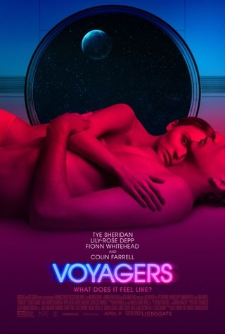 Voyagers Film Review (2021)