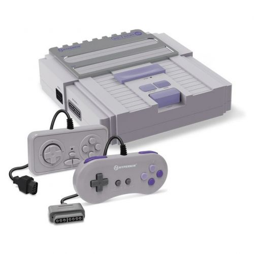 Time to bust out your old NES/SNES cartridges with the $30 Hyperkin RetroN 2 gaming console