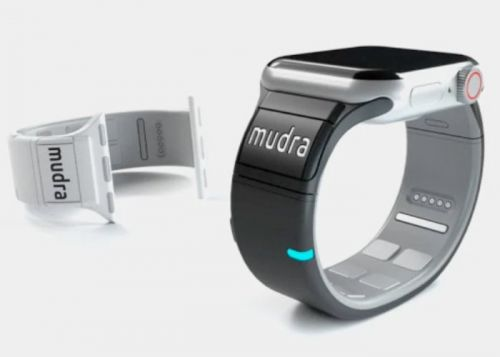 Mudra Band adds gesture controls to your Apple Watch for $139