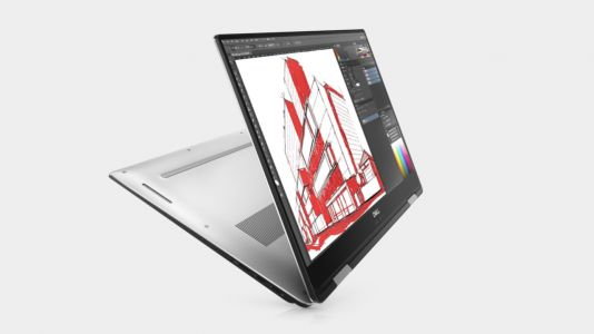 Dell's new 2-in-1 is the world's smallest 15-inch mobile workstation