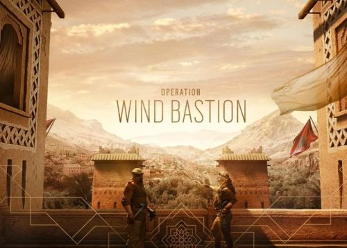 Rainbow Six Siege Operation Wind Bastion officially unveiled