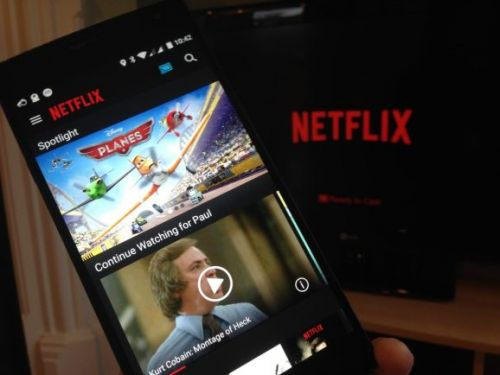 Netflix record subscriber growth sends shares soaring