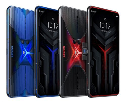 Lenovo is back with its latest Legion gaming smartphone