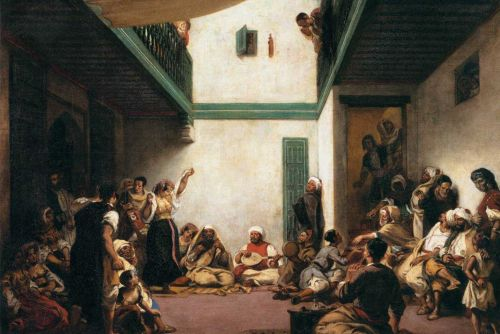 Delacroix and the Jews of North Africa
