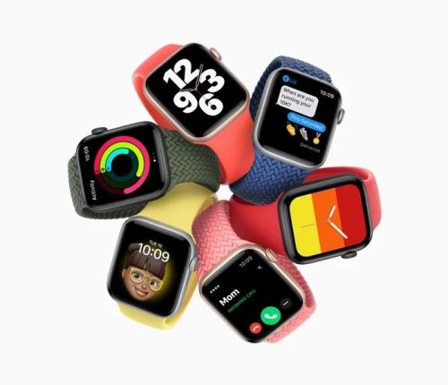 Apple Watch SE and Apple Watch 6 up for pre-order at EE