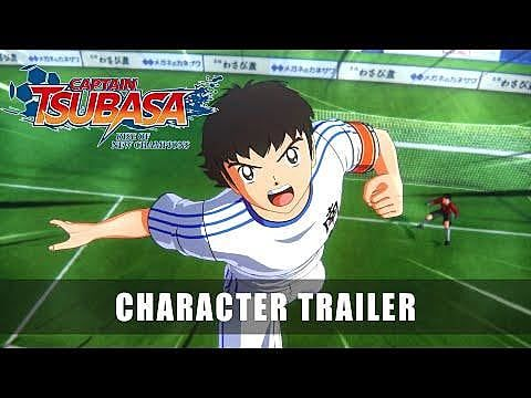 Meet Your Teammates in Captain Tsubasa: Rise of New Champions Trailer