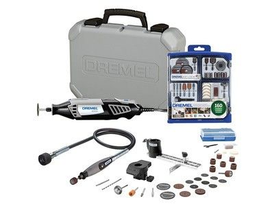 Dremel's $70 rotary tool bundle comes with a flex shaft and 160 accessories