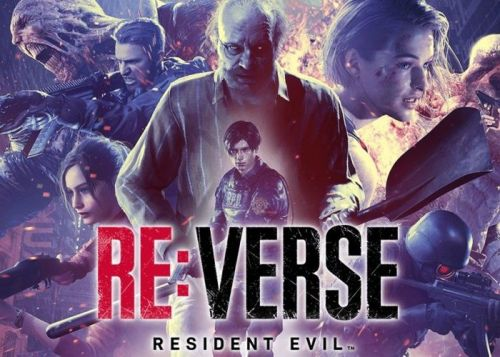 Resident Evil Re:Verse free multiplayer game unveiled