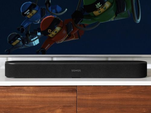 How to set up surround sound with Sonos Beam