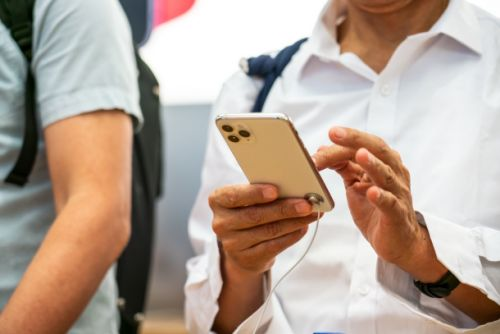 What happens with your iPhone during the coronavirus epidemic?