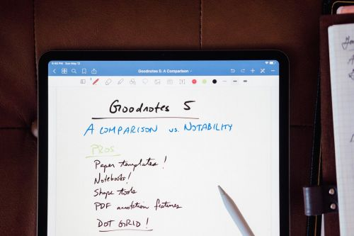 A New Pick for the Best App for Handwritten Notes, a Reader's Setup, and More