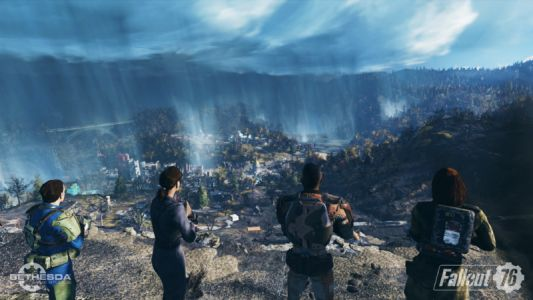 Hands-on: Fallout 76 lets you bring some company to the apocalypse