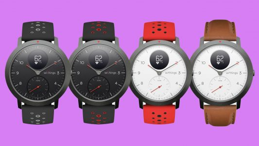 Withings is back with a new fitness tracker called the Steel HR Sport