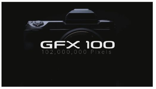 Fujifilm's GFX 100S packs a monstrous 102MP sensor and insane specs