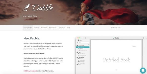 Dabble Writer for Mac review: Simple, easy, and intuitive