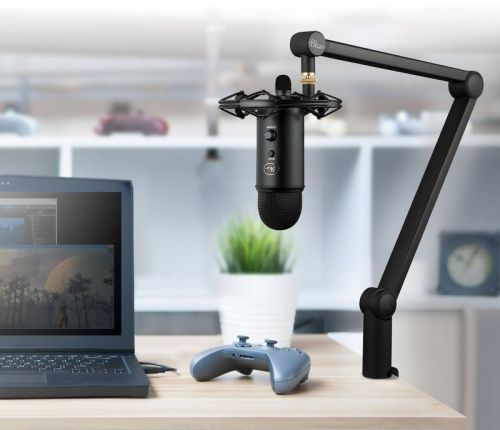 The best boom arm for your Blue Yeti