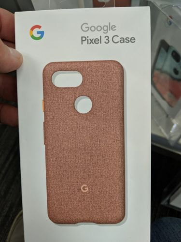 Target Already Selling Google Pixel 3 Cloth Case
