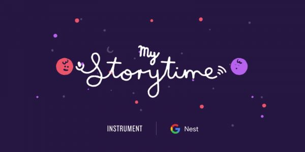 'My Storytime' lets parents record stories that children can play with Google Assistant
