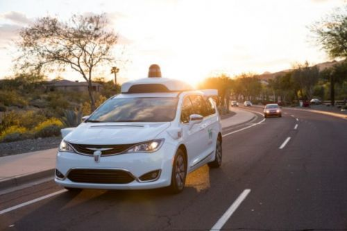 Waymo's Driverless Taxi Service May Launch Commercially Next Month