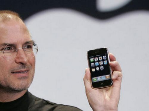 Watch Steve Jobs unveil the iPhone 12 years ago today, in the best product debut of all time