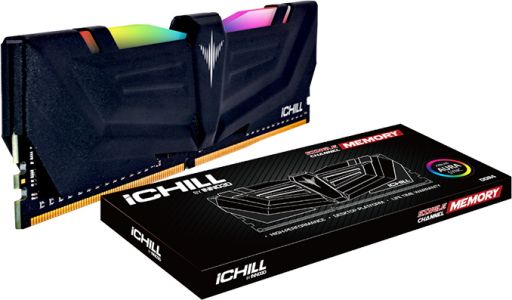 Inno3D Releases iChill Memory Modules with RGB LEDs, Up to DDR4-4000