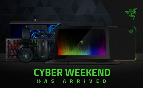 The Razer Cyber Monday Sale Has Blades, Mice, Keyboards & More On Sale