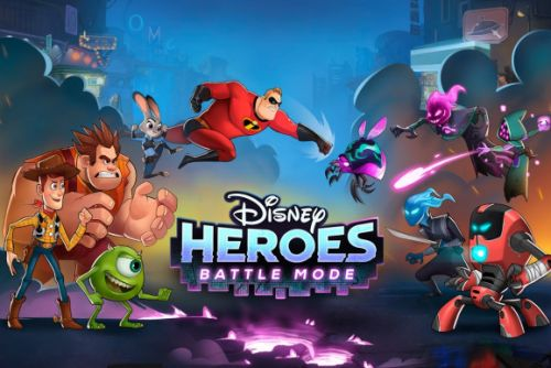 Disney and PerBlue launch Disney Heroes: Battle Mode