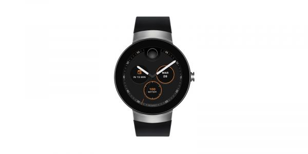 Movado Connect 2.0 Wear OS watch spotted w/ 1 GB RAM, possible smaller size