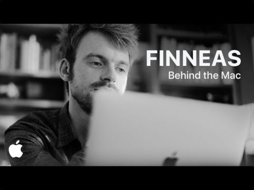 Apple shares two new 'Behind the Mac' videos featuring FINNEAS