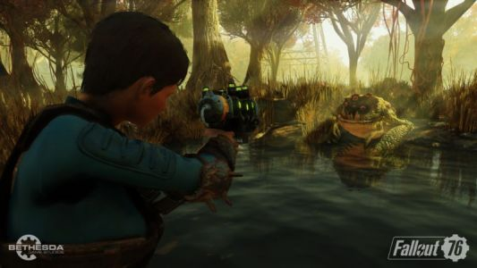 Fallout 76 launch impressions: A crowded, lonely wasteland