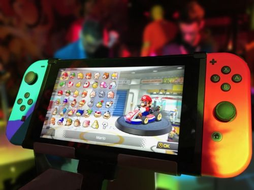 New Nintendo Switch rumored to launch in 2019