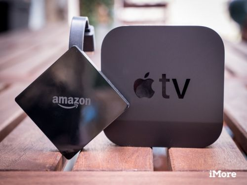 Apple TV vs. Amazon Fire TV: What's the difference?