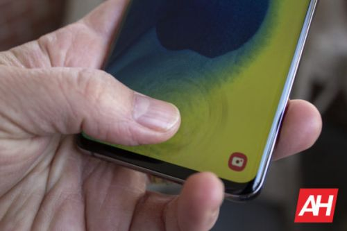 Galaxy S10 In-display Fingerprint Reader Logs In Just About Anyone