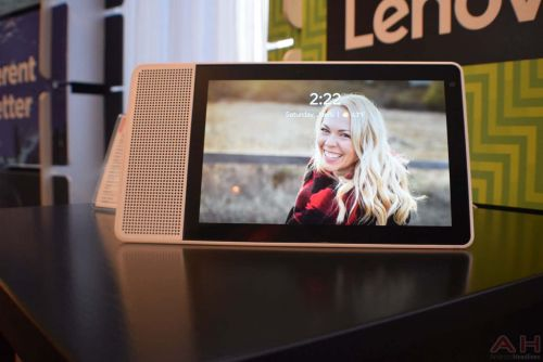 Best Of CES 2018: Lenovo Smart Display